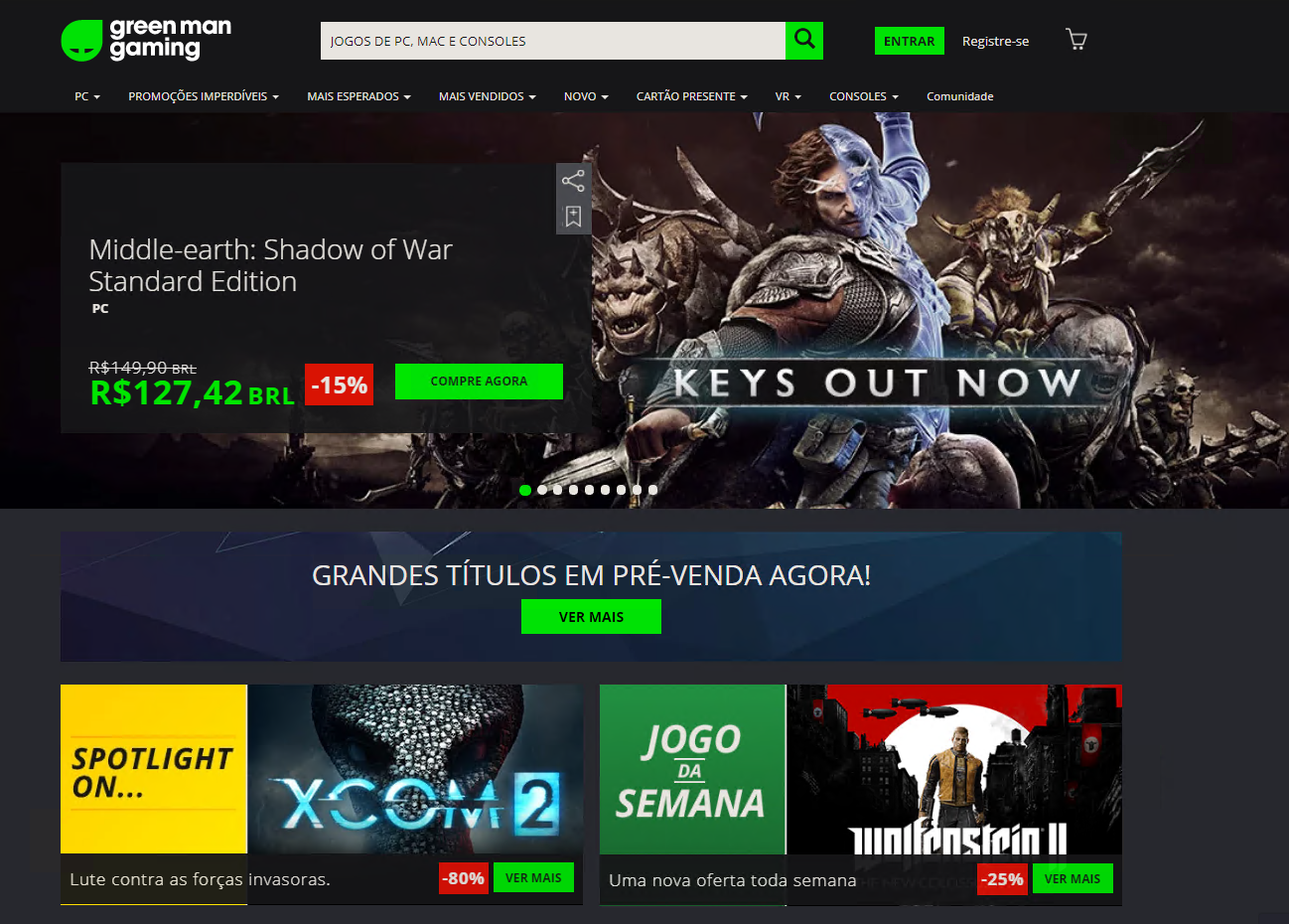 best online gaming sites for pc