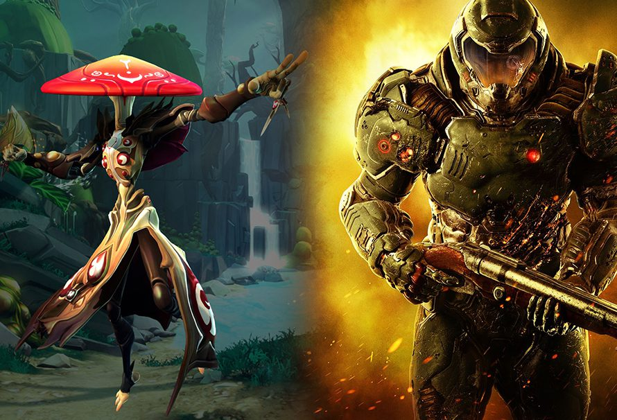 #FreebieFriday Winners – Battleborn And DOOM