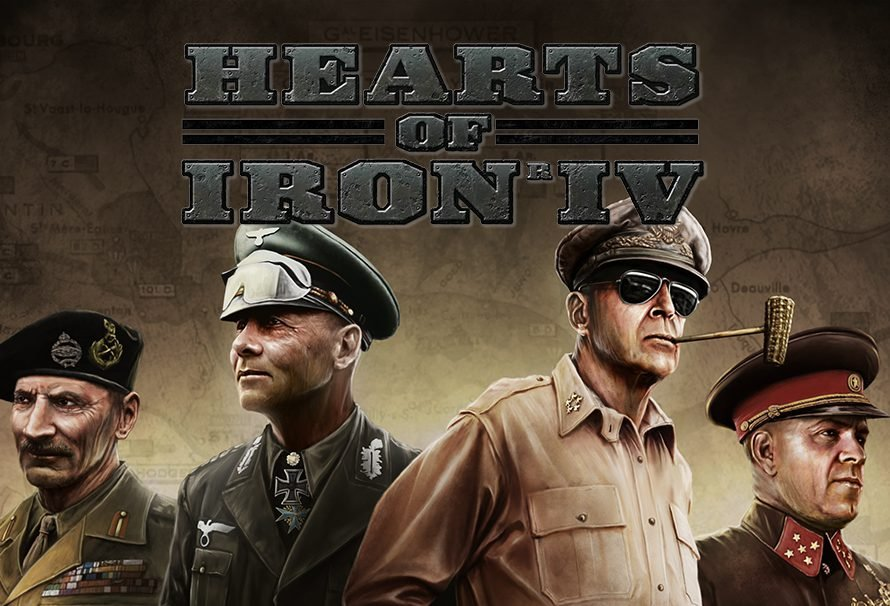 #FreebieFriday – Hearts of Iron IV – 2 copies to Giveaway!