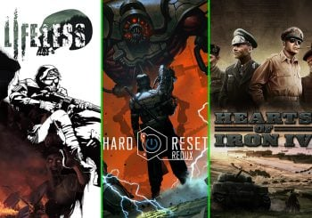 #FreebieFriday - Lifeless, Hearts of Iron & Hard Reset: Redux