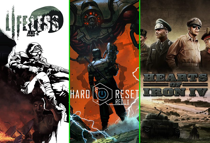 #FreebieFriday – Lifeless, Hearts of Iron & Hard Reset: Redux