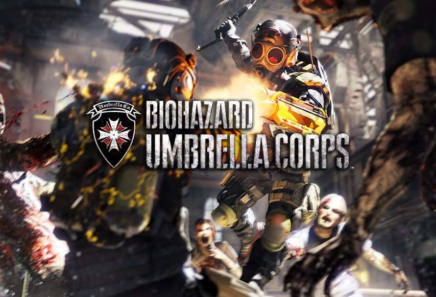 #FreebieFriday – Two Copies of Umbrella Corps Up For Grabs!