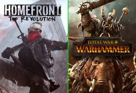 #FreebieFriday Total War: Warhammer and Homefront: The Revolution