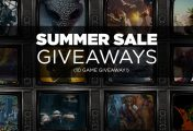 Green Man Gaming Summer Sale Meltdown Giveaways!