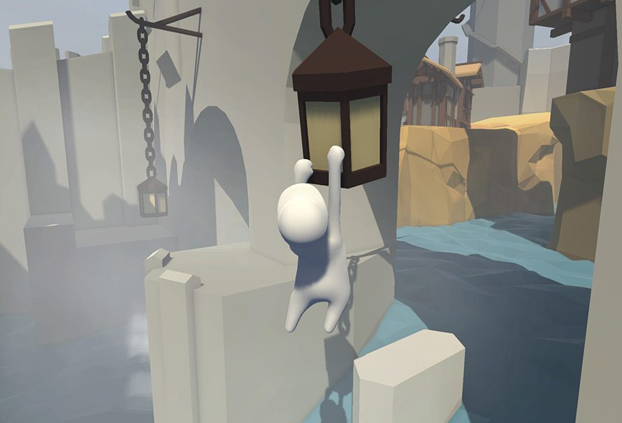#FreebieFriday – 2 copies of Human: Fall Flat up for grabs!