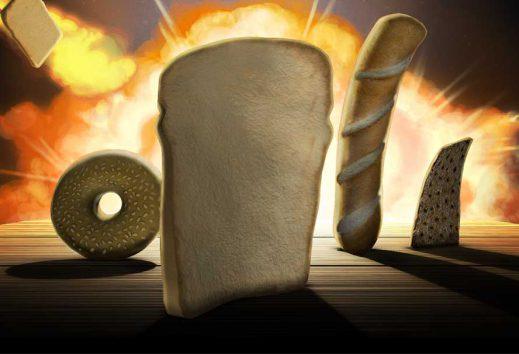 Arcade Mode Live: I am Bread