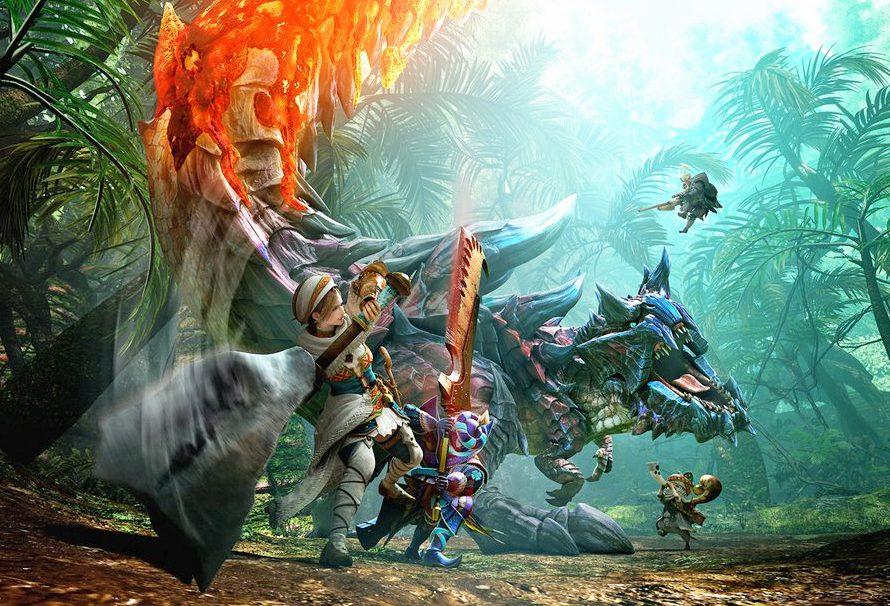 Arcade Mode: Monster Hunter Generations