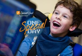 We're supporting SpecialEffect for 'One Special Day'