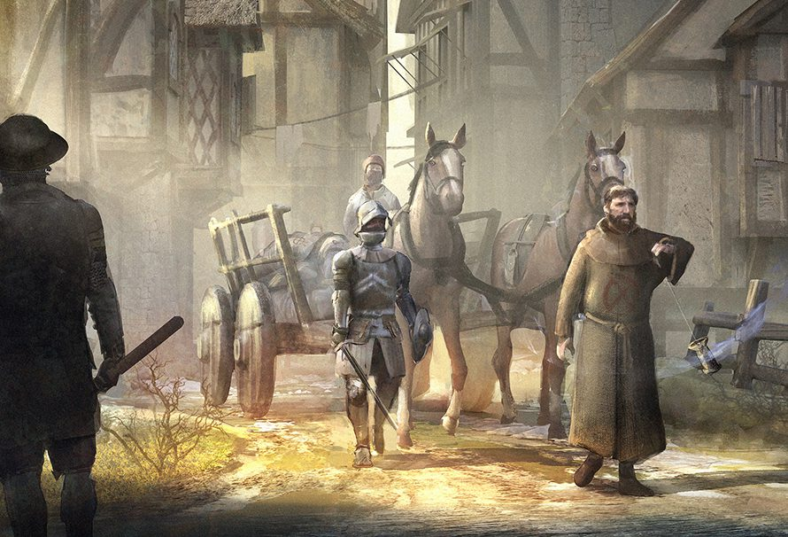 Gamescom Spotlight: The Black Death