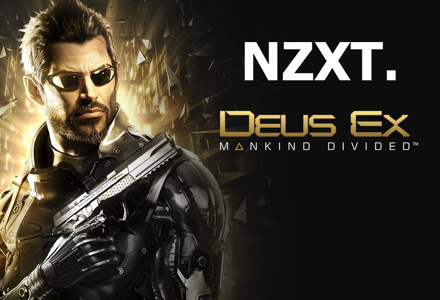 NZXT Deus Ex: Mankind Divided Giveaway! (US ONLY)