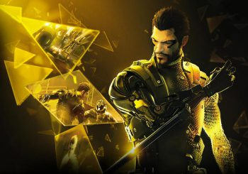 #FreebieFriday Win a Nitro Concepts E200 Gaming Chair & Deus Ex: Mankind Divided!