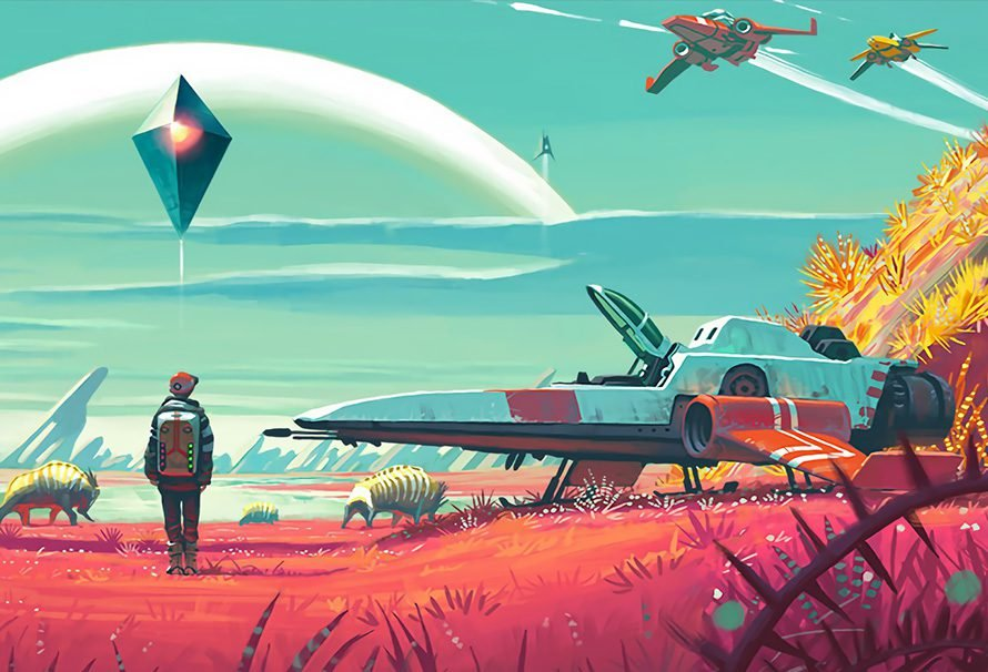 No Man's Sky Out NOW!