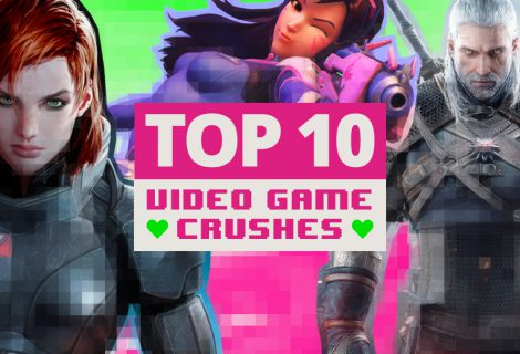 Top 10 Video Game Crushes.
