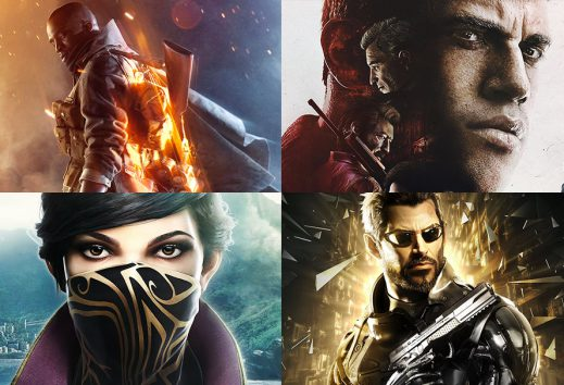 Top 10 Upcoming Games in 2016