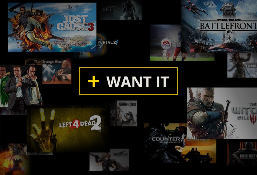 New Site Feature: Get Equipped with The Want List