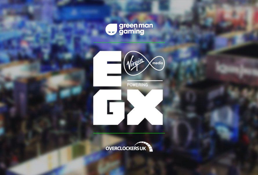 #EGX Giveaway Winners!