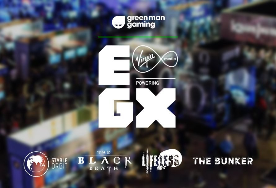 Green Man Gaming at #EGX 2016!