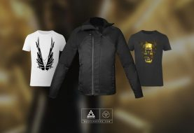 Win some awesome Deus Ex gear from Musterbrand!