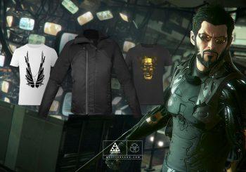 Winners - Musterbrand & Deus Ex Giveaway!