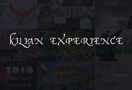 Content Creator's Corner: The Kilian Experience