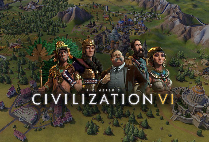 #WeekendGiveaway Winners – Civilization VI