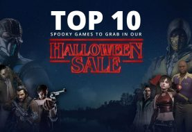 Top 10 Spooky Games To Grab In Our Halloween Sale