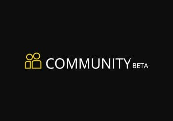 New Community platform on the way