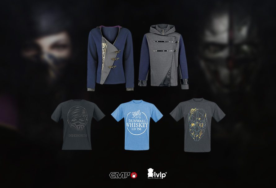 #WeekendGiveaway – Win 1 of 8 Dishonored Prize Packs!