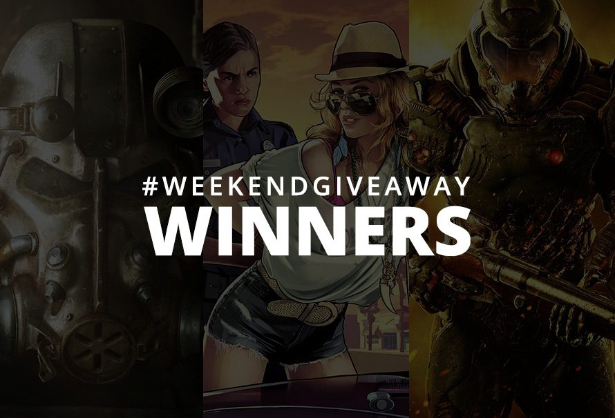 #WeekendGiveway Winners – Win Big This Black Friday!