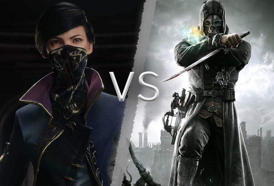 Dishonored 2: Emily Vs Corvo
