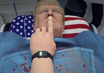 Surgeon Simulator 'Inside Donald Trump': Q&A with Ricardo Rego
