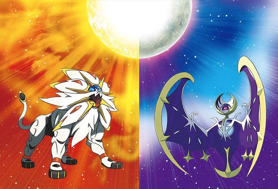 Pokémon Sun And Moon Launch Event