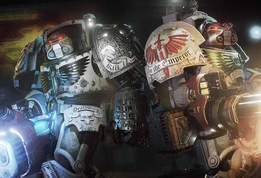 What We Know About Space Hulk: Deathwing