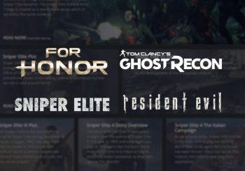 Green Man Gaming Content Hubs