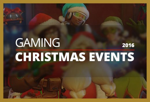 Gaming Christmas Events Of 2016