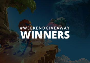 #WeekendGiveaway Winners - Stellar Overload!