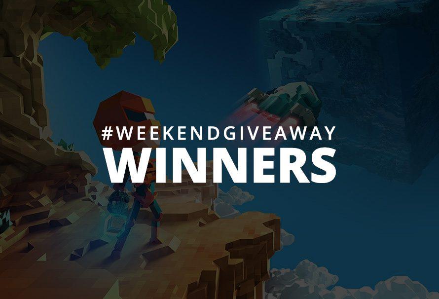 #WeekendGiveaway Winners – Stellar Overload!