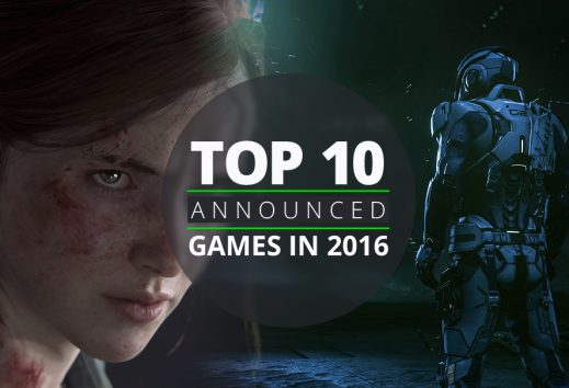 10 Game Announcements We're Excited About From 2016!
