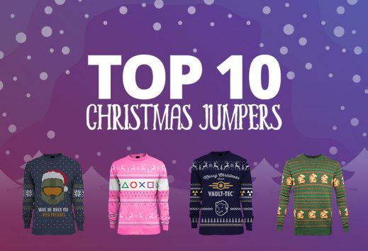 Our Top 10 Christmas Jumpers