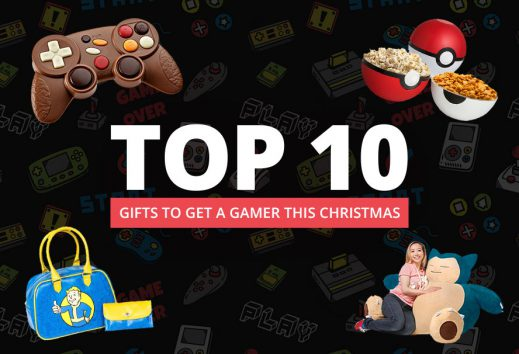 Top 10 Gifts to Get a Gamer This Christmas