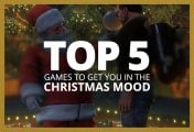 Top 5 Games To Get You In The Christmas Spirit