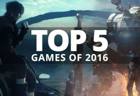 Our Top 5 Games Of 2016