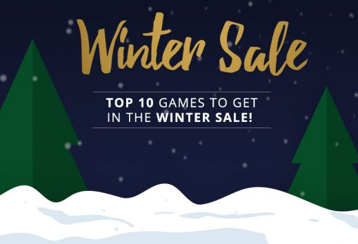 Top 10 Games To Grab In The GMG Winter Sale
