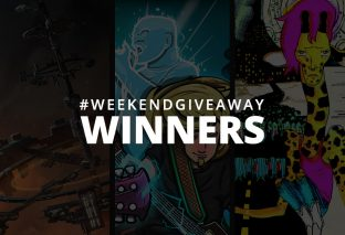 #WeekendGiveaway Winners - Indie Game Bundle