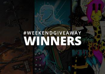#WeekendGiveaway Winners - Indie Game Bundle