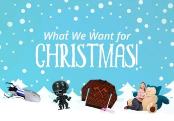 GMG Christmas Wishlist