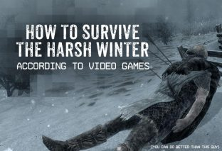 How To Survive The Harsh Winter According To Video Games