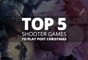 Our Top 5 Post Christmas Shooters