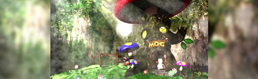 Final Fantasy VII moogle