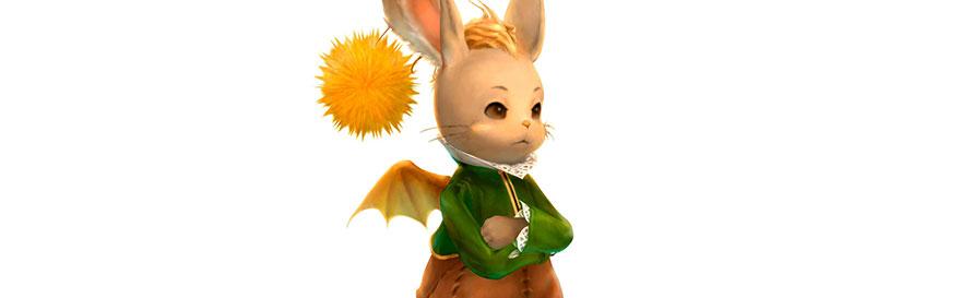 Final Fantasy XII moogle
